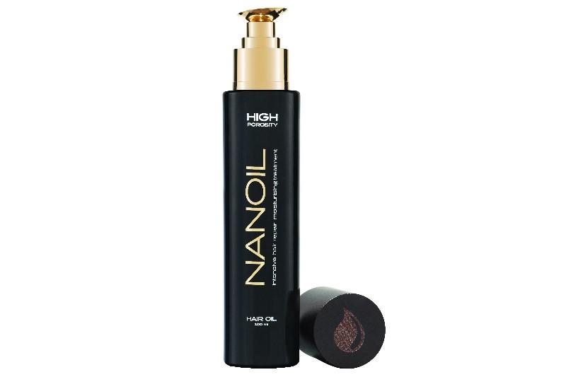 Huile de cheveux Nanoil